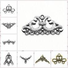 Malzahar bijoux composants artisanat fournitures création bijoux accessoires connecteurs Xiangyun boucle doreille connecteur
