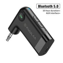 Bluetooth Receiver 5.0 AptX LL 3.5mm AUX Jack Audio Wireless Adapter for MP3 Car PC Headphones Speak