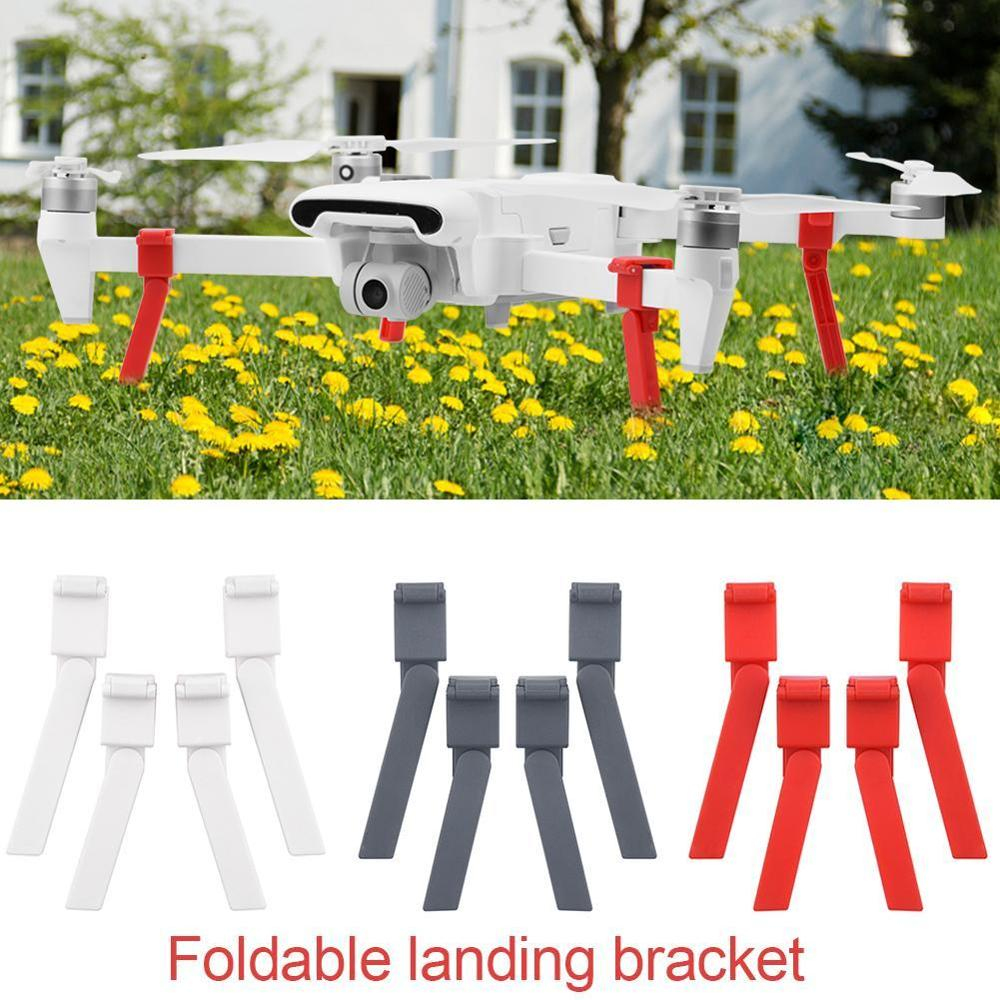 Equipo de aterrizaje amortiguador extensible pata de elevación trípode para Xiaomi FIMI X8 SE Drone Quadcopter niños juguetes para niños