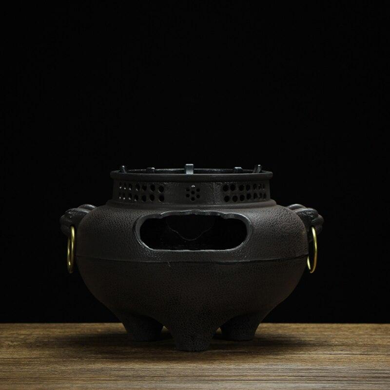 اليابانية الشاي النار مواقد المنزلية ميتلا غلاية إبريق الشاي دفئا خمر اليدوية الشاي النار مواقد مرجل Semaver teبينة DG50FL