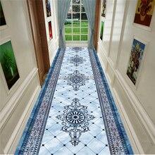 Style marocain salon tapis National canapé chevet chambre zone tapis mode décoration de la maison bohême couloir tapis tapis