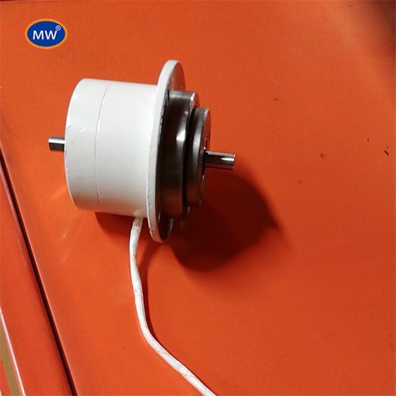 ZKG مسحوق مغناطيسي مخلب ماكينة اللف