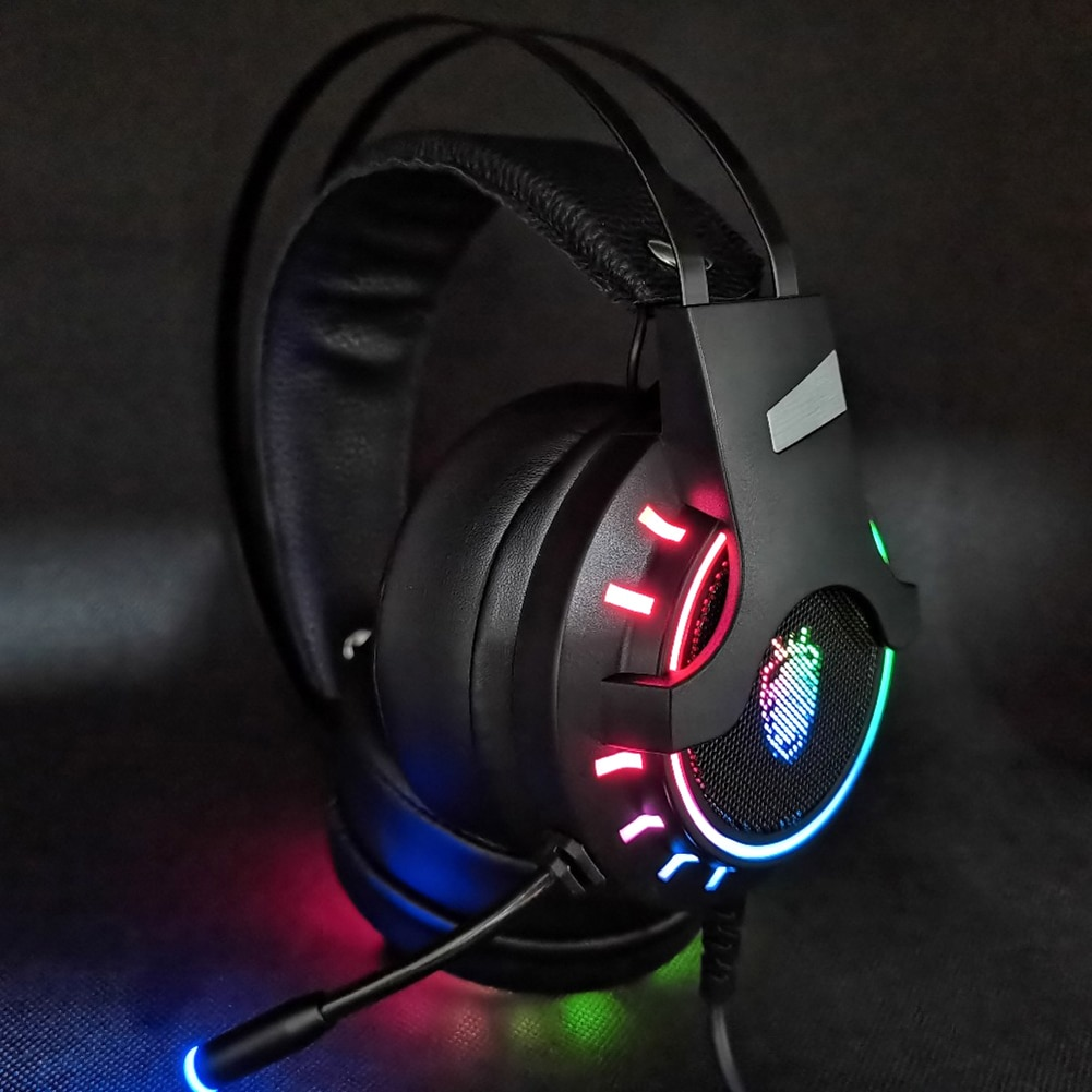 Game Wireless Headphones Gaming Headset Headphone Earphones With Micro Stereo Bass Headset For Pc Mo