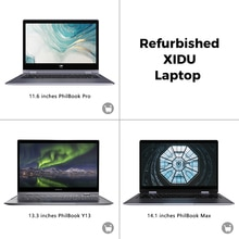 XIDU Refurbished Laptop  Student Affordable Used Laptops Convertible Normal Usage