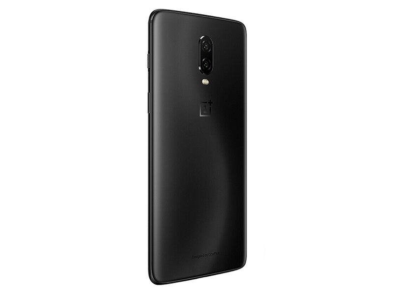 Фото5 - Оригинальный смартфон Oneplus 6 T, глобальная прошивка, 8 Гб 128 ГБ, NFC, сканер отпечатка пальца, полный экран 6,41 дюйма, 4G LTE, Восьмиядерный процессор ...