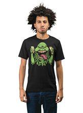 Ghostbusters 80S film Slimer dorosłych Unisex T Shirt