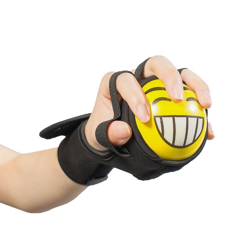 Grip Ball Cover Training Arm and Back Muscles Pull-ups Strengthen Ball Wrist Climbing Finger Training Hand Grip Strength Ball1.,