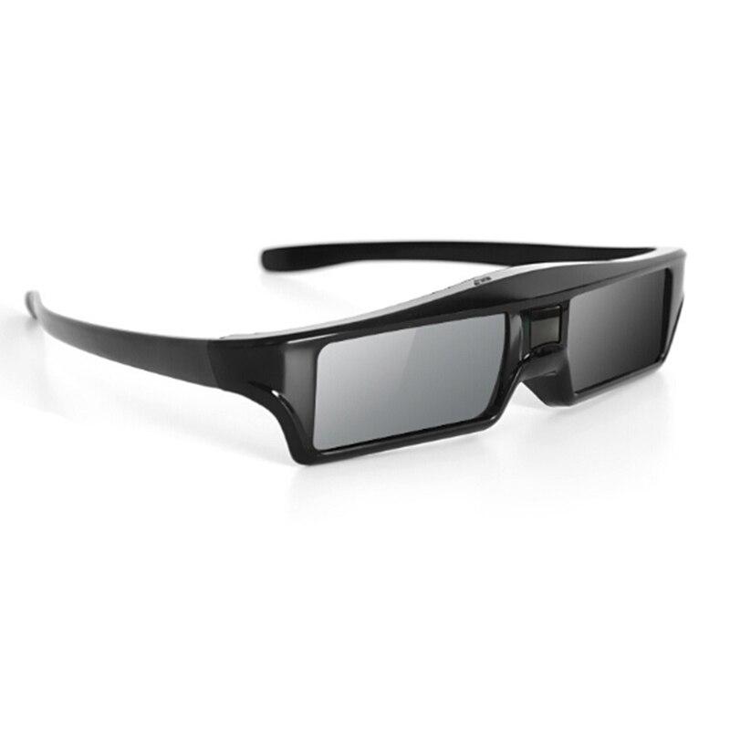 Mool 3d bt bluetooth ativo obturador óculos para sony/panasonic/sharp/epson elpgs03 TDG-BT500A projetor de cinema em casa