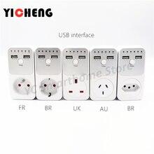 Ue USA UK minutnik gniazdo przełącznik czasowy kontroler cyfrowy Mini zegar cyfrowy zegar sterowanie interfejsem USB Off