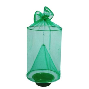 Hanging Flycatcher Ranch Fly Trap Outdoor Fly Trap Cage Net Pest Trap Home Garden Yard Supplies