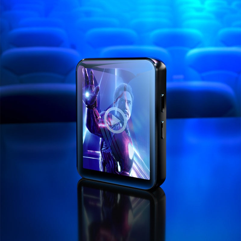 BENJIE X1 Bluetooth MP4 Player Touch Screen 8GB 16GB Music Player With FM Radio Video Player E-book Player MP3 With Speaker enlarge