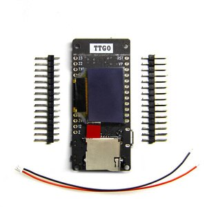 TTGO ESP32 T2 0.95 OLED SD card WiFi + Bluetooth Module development board