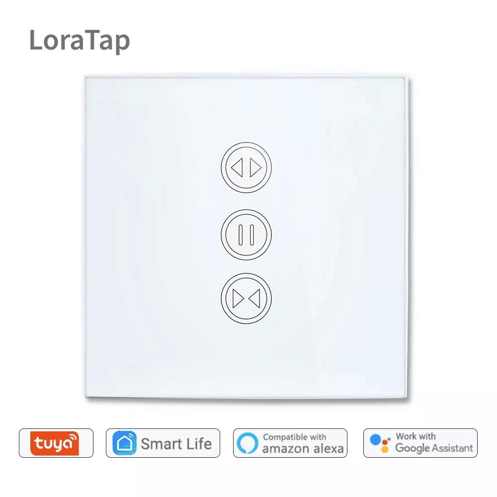 Tuya Smart Life WiFi штора переключатель для рольставни Электрический двигатель Google Home Alexa эхо Голосовое управление DIY умный дом