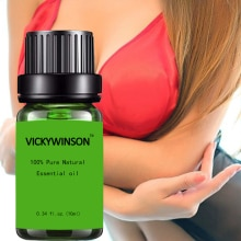 10ml Breast Enlargement Essential Oil Breast Growth Big Boobs Firming Massage Oil Beauty Products fo