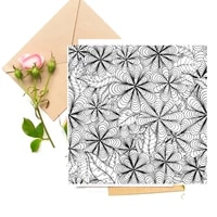 line flowers leaves clear stamps for diy scrapbooking card making silicone stamps fun decoration supplies