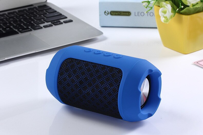 Altavoz inalámbrico portátil para exteriores, dispositivo De audio con Bluetooth, Subwoofer, música...