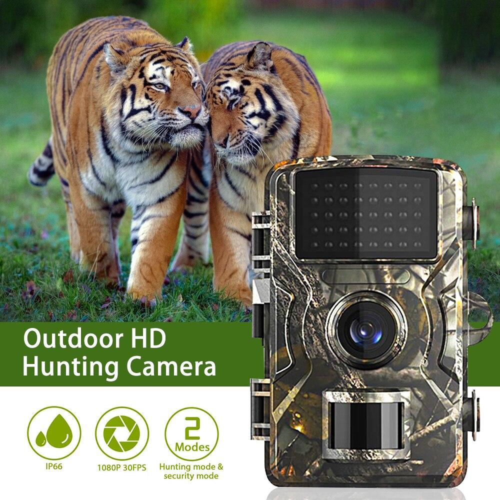 كاميرا صيد خارجية رؤية ليلية 1080P درب كام IP66 مقاوم للماء 2.0