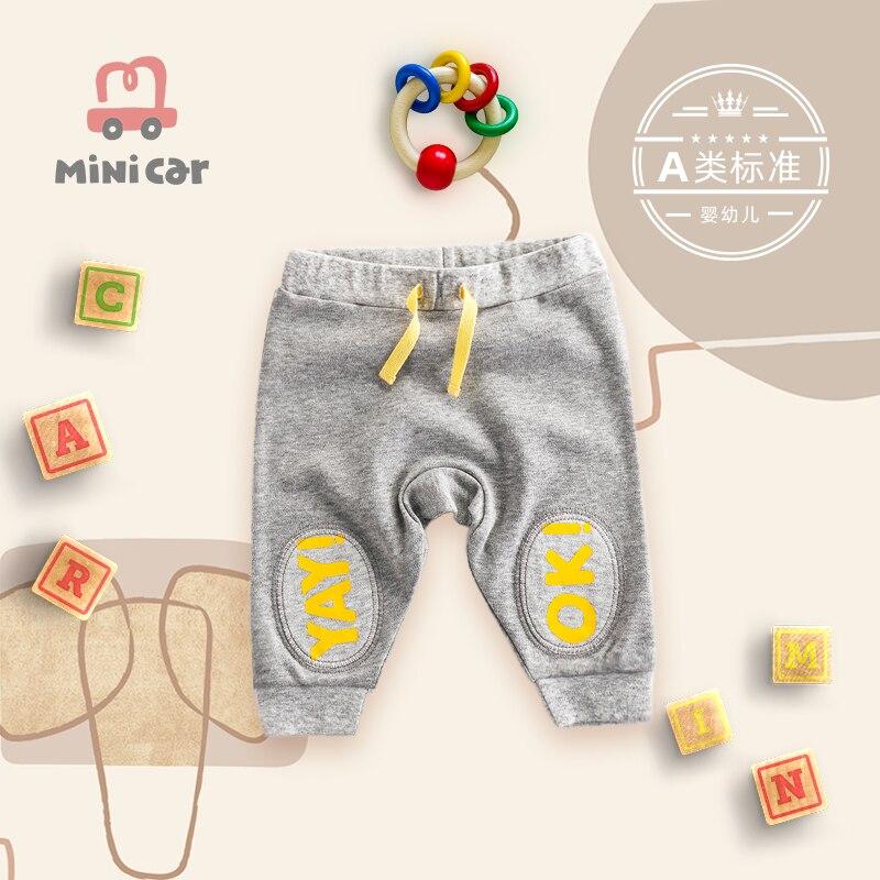 תינוק ספורט מכנסיים ילדים של מכנסיים אביב ובסתיו חדש פנאי תינוק ילד קיץ