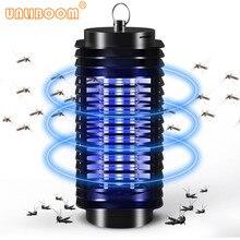 110V/ 220V Tragbare Elektrische LED Moskito Insekten Mörder Lampe Fly Bug Repellent Anti Moskito UV Nacht Licht EU UNS Stecker