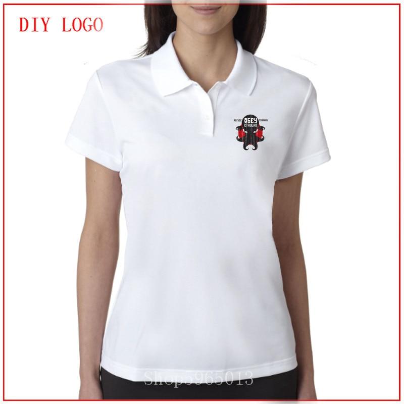 Camiseta polo de mujer, camisetas de polo divertidas con dibujos animados, camiseta alternativa a la tiranía Obey 2020