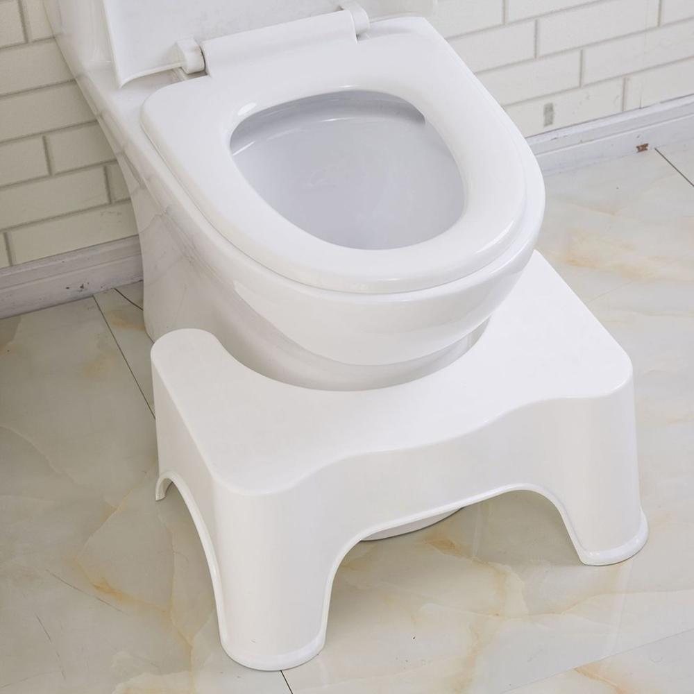 7 inches For Kids Anti-Slip Child Ladder New Children's Non-slip Feet Increase Bathroom Toilet Stool Baby Seat Bench