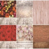 zhisuxi vinyl custom photography backdrops prop wooden planks photography background ti200427 03