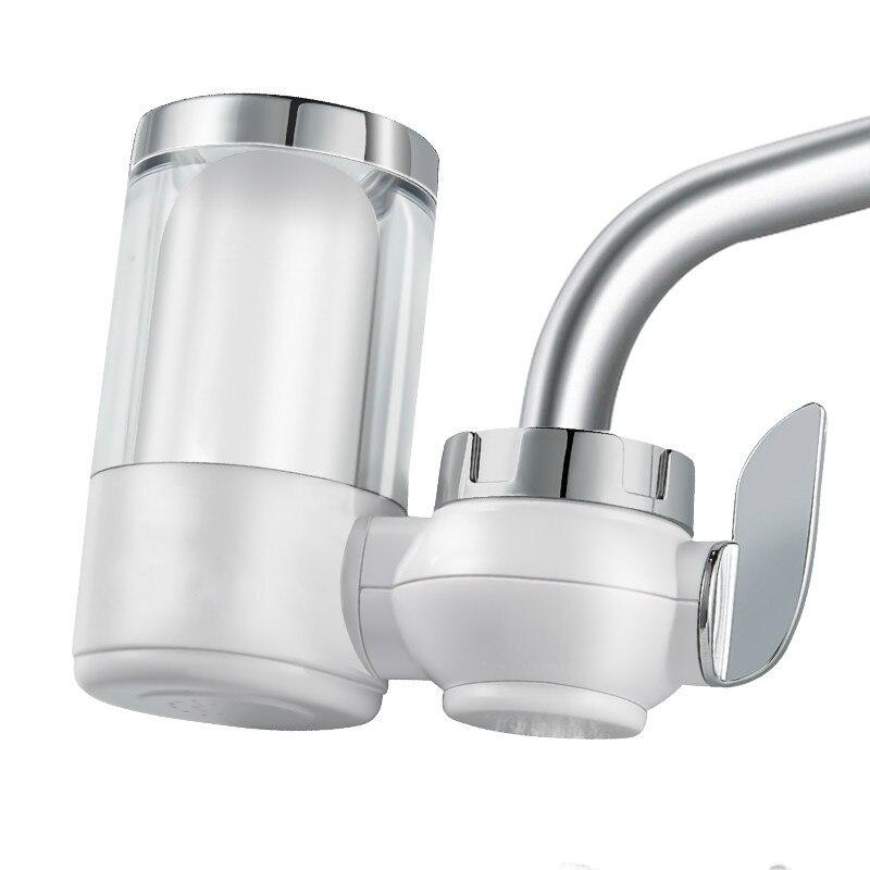 Портативный углеродный домашний керамический очиститель для крана с картриджем/кухонный очиститель для крана/домашний фильтр для водопро...