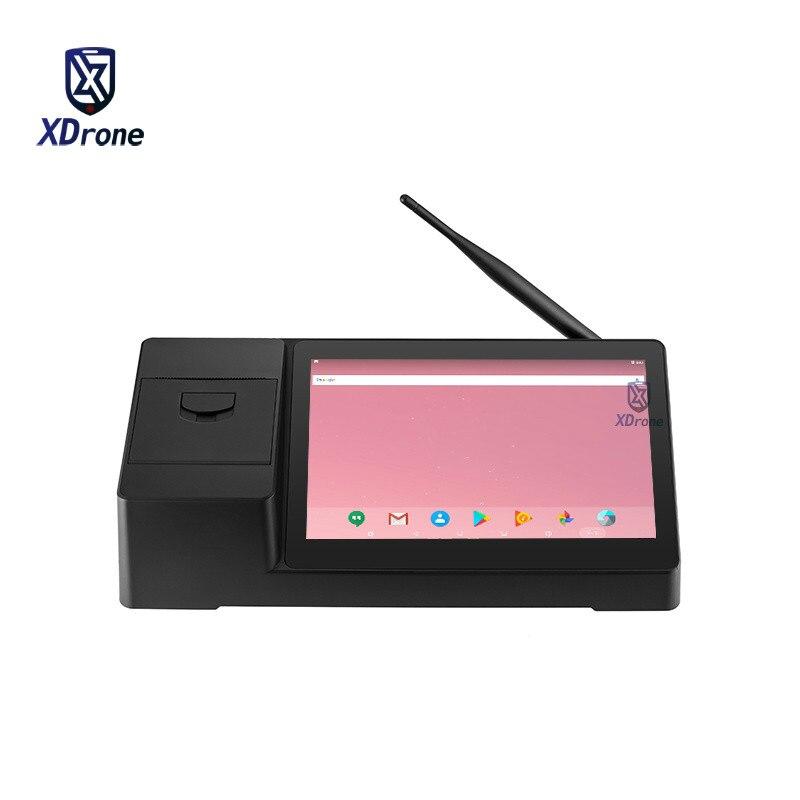 جهاز كمبيوتر صغير يعمل بنظام Android X3 ، الكل في واحد ، أصلي ، صندوق ذكي ، محطة POS 58 مللي متر ، طابعة حرارية RK3288 ، 8.9 بوصة ، RS232 ، USB