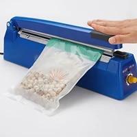 vacuum sealer packaging machine household food film sealer vacuum packer keep food fresh 220v110v free gift 10pcs storage bags