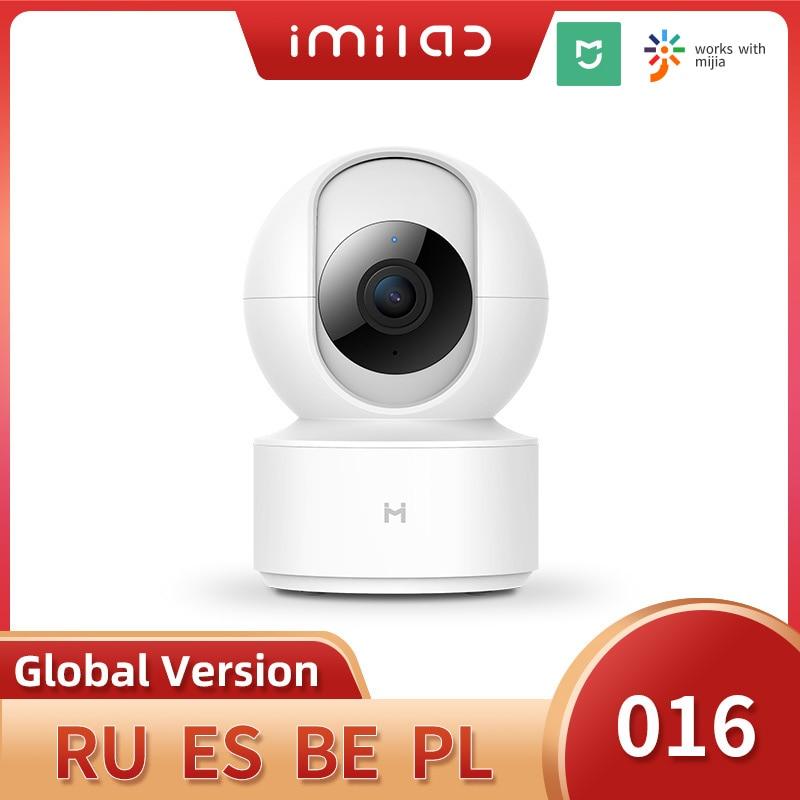 IMILAB 016 IP Камера домашней безопасности Wi Fi 1080P открытый Камеры Скрытого