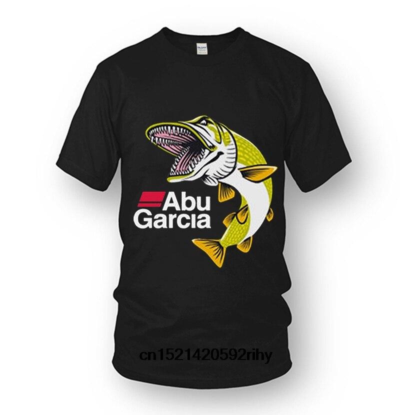 Camisetas de estilo para hombre, ropa de marca con logotipo de pescado...