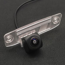 YIFOUM Fisheye Lens Starlight Night Vision Car Rear View Camera For Hyundai Elantra JM Accent Veracruz Sonata 8 Terracan Tucson