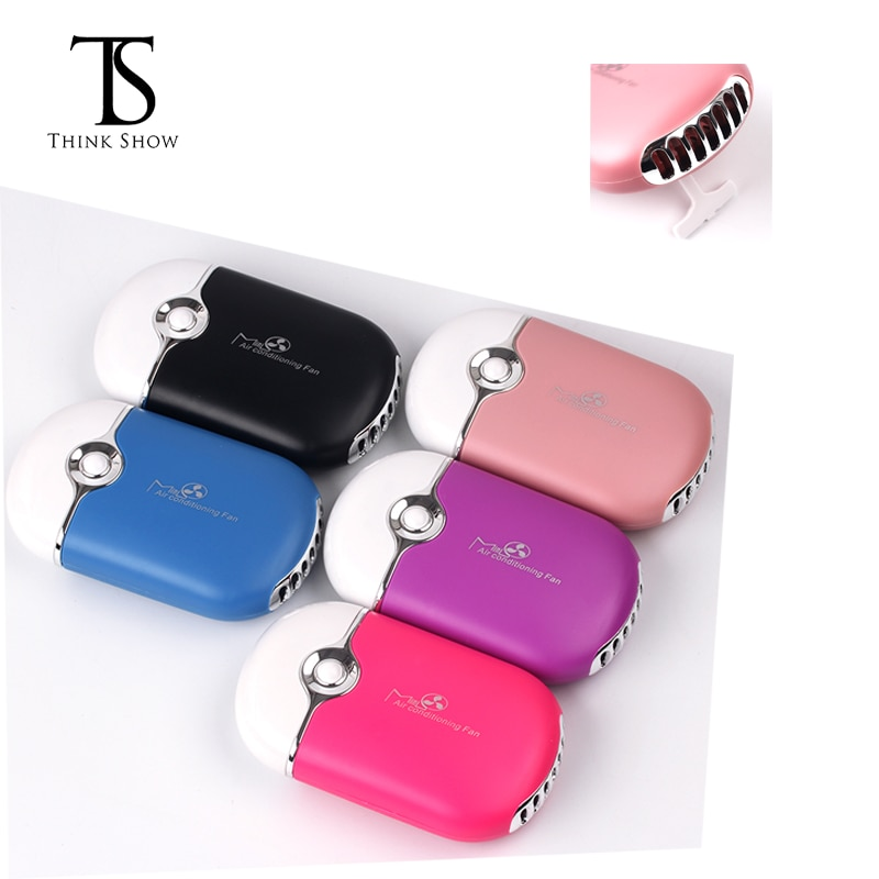 THINKSHOW 1pcs Portable USB Mini Fan Eyelash Dryer blast Blower Glue Fast Dry EyeLash Extension Mascara Professional