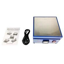 Plaque chauffante préchauffage UYUE946C LCD affichage numérique Station de préchauffage pour PCB SMD chauffage téléphone LCD écran tactile séparé