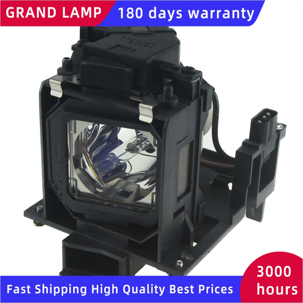 LV-LP36 / 5806B001AA совместимая лампа проектора с корпусом для CANON LV-8235 / LV-8235UST