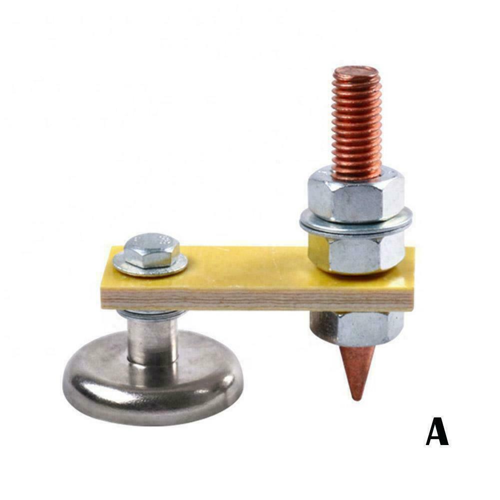 Магнитный сварочный зажим 3 кг, сварочный держатель, крепкий сварочный инструмент, без проводов зажим сварочный aist 275 мм 71172611