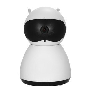 Home Security WIFI Camera 1080P Wireless IP Camera Baby Monitor  IR Night Vision 360° Complete Coverage Motion Detection