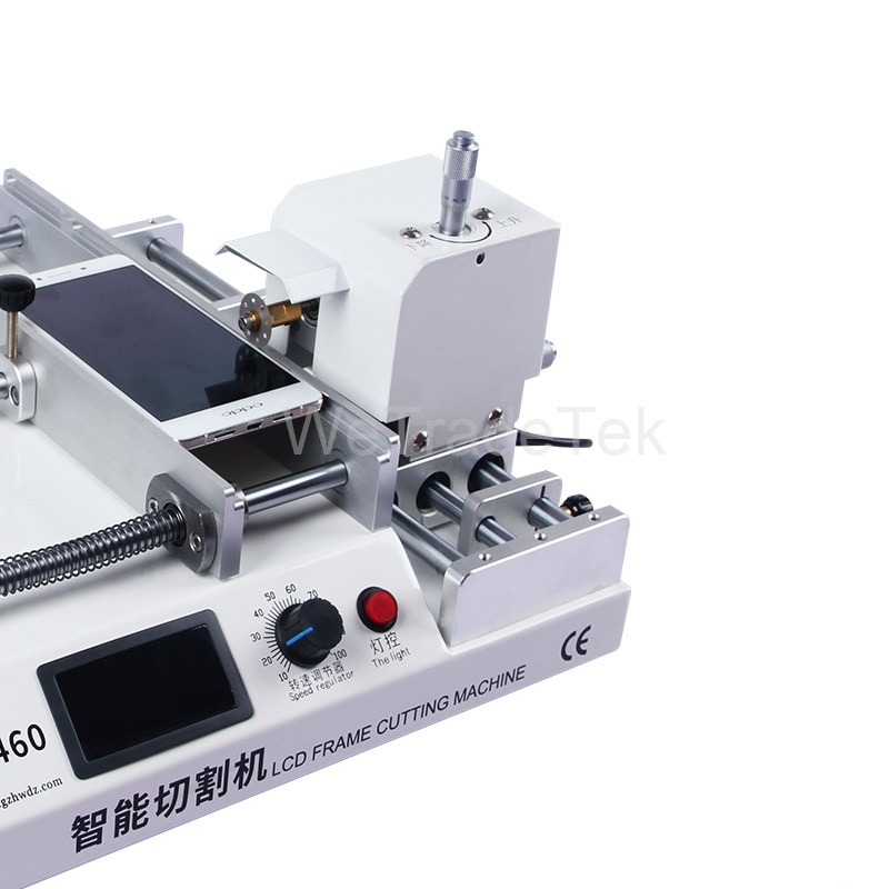 Universal LCD Screen Cutting Machine Middle Frame Cutter for Phone Xiaomi Huawei Samsung LCD Dismantling Frame Machine