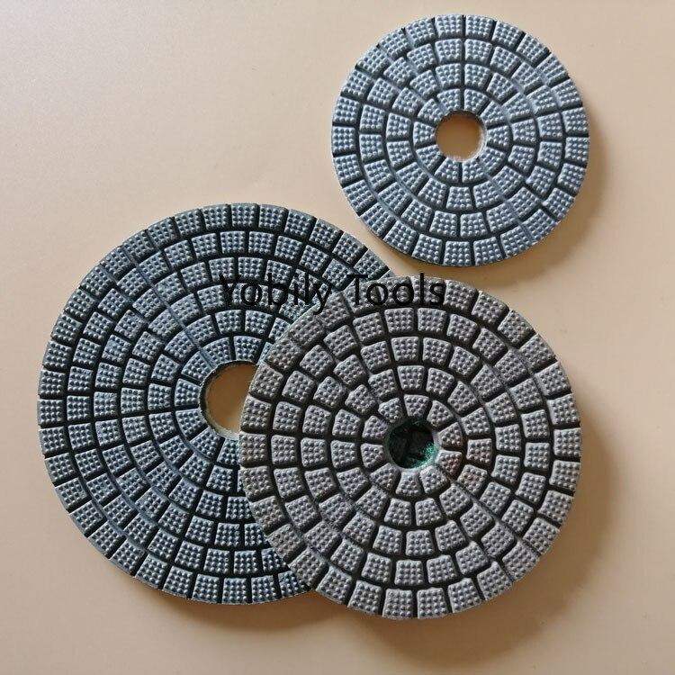 Фото - 100 125 150 мм полировальный диск для камня, полировальный диск, зеркальный полировальный диск для воды диск полировальный войлочный 150 7мм matrix 75930