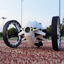 2.4GHz التحكم عن بعد ترتد سيارة روبوت جهاز ذكي للتحكم عن بُعد حيلة الإبداعية على الطرق الوعرة لعبة سيارة القفز