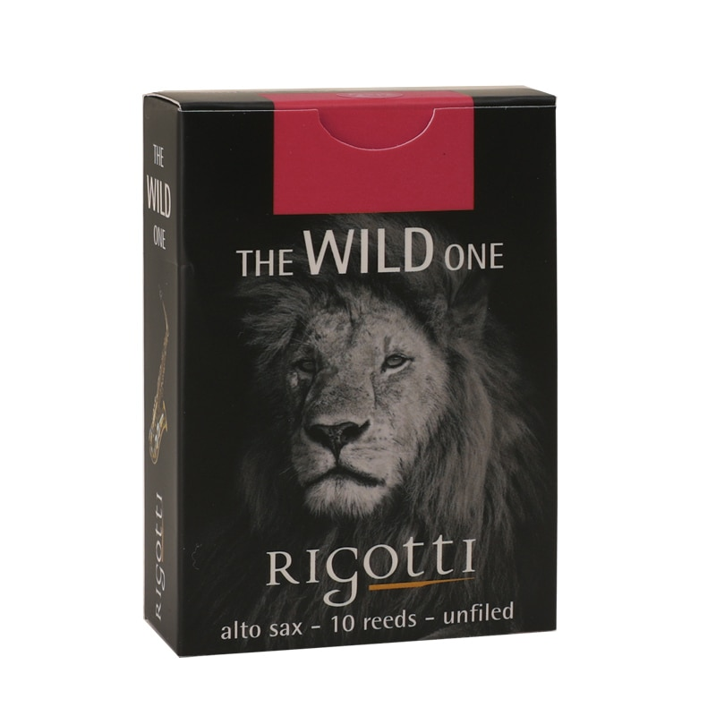 Francia-Rigotti The WILD one Alto, saxo, cañas, clarinete