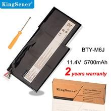 KingSener Neue BTY-M6J Laptop Batterie Für MSI GS63VR GS73VR 6RF-001US BP-16K1-31 9N793J200 Tablet PC MS-17B1 MS-16K2