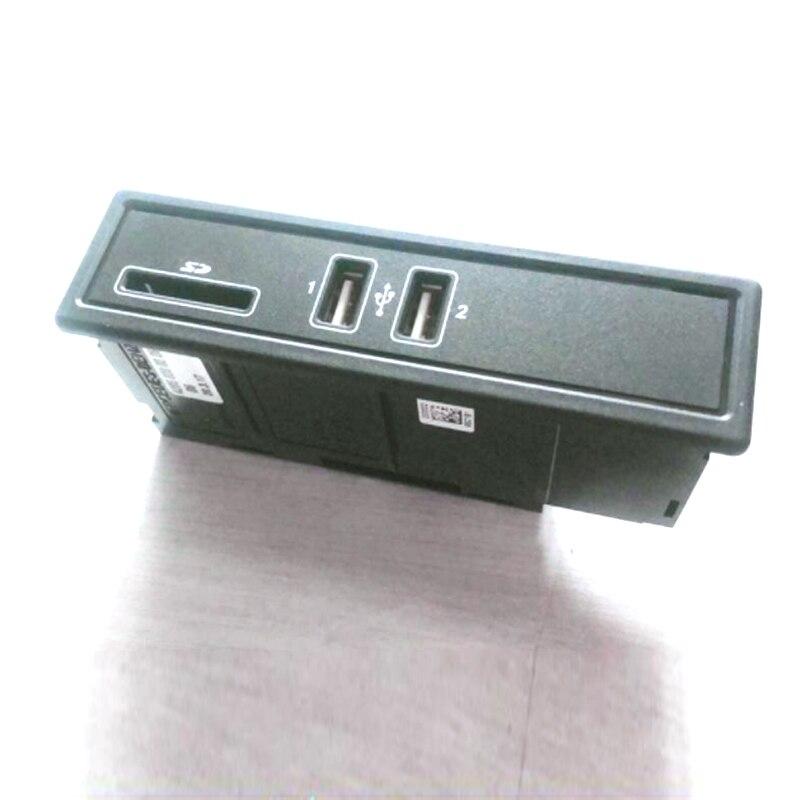 A205 820 02 26 interfaz USB enchufe USB lector de tarjetas SD para Mercedes 205 253 213C180 C260 GLC200 E180 A2058200226