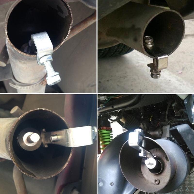 Sirena trasera modificada para coche y motocicleta silbato de escape para Chevrolet Cruze TRAX Aveo Lova Sail EPICA Captiva Malibu Volt