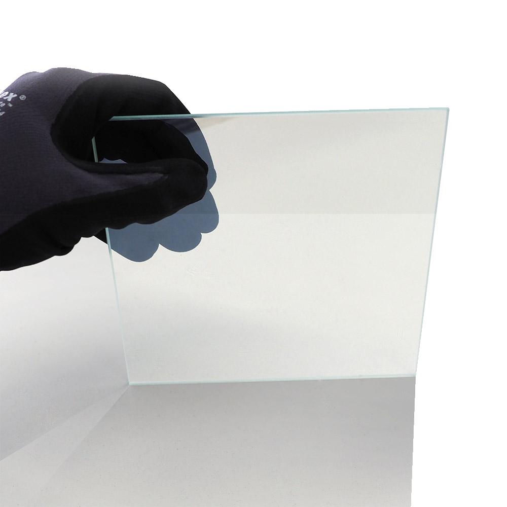 جهاز تجزئة زجاجي احترافي ، مقسم شعاع ، ترجمة ، بدون ظلال ، 20 × 20 سنتيمتر