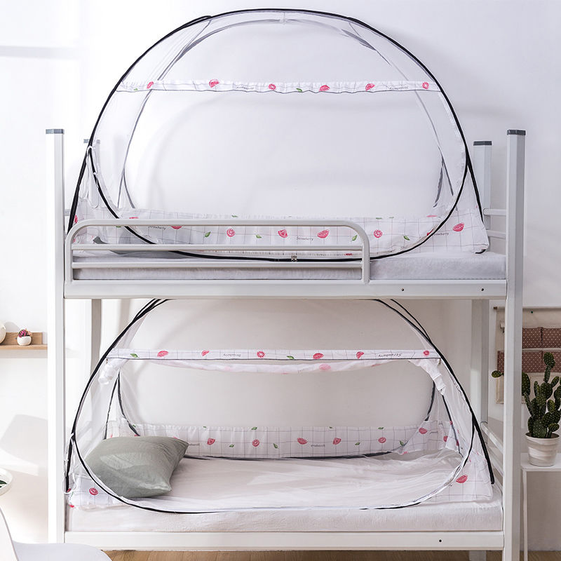 Mosquitera para dormitorio de 1.0M0.9m, litera para cama, cortina para cama individual, mosquitera plegable, mosquitera para Casa de Niños L