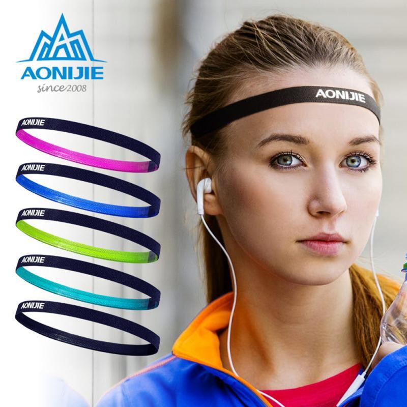 1 шт., спортивная повязка на голову, спортивная повязка унисекс для занятий в тренажерном зале, Спортивная Повязка для бега, баскетбола, йоги,...