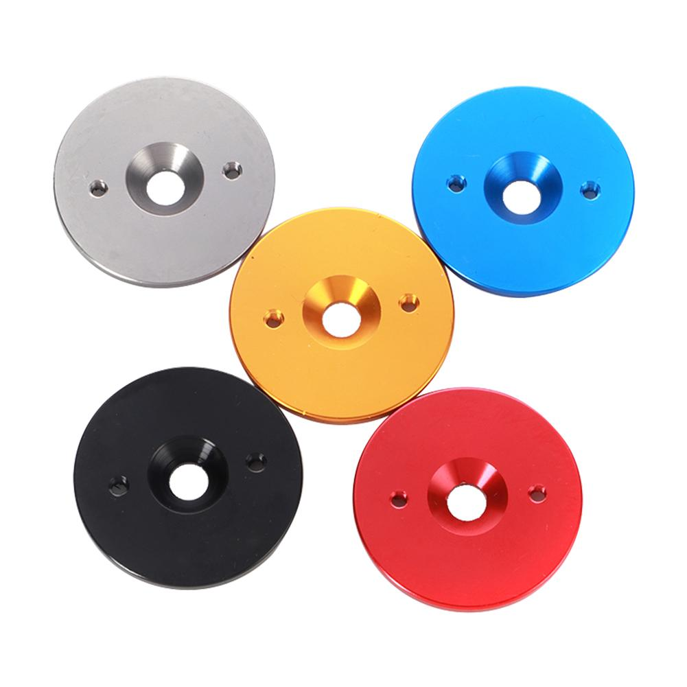 Mountain Bike Wrist Group Code Table Base Bowl Set Cover Aluminum Alloy Plastic Riding Accessory Black/Red/Gold/Blue/Titanium
