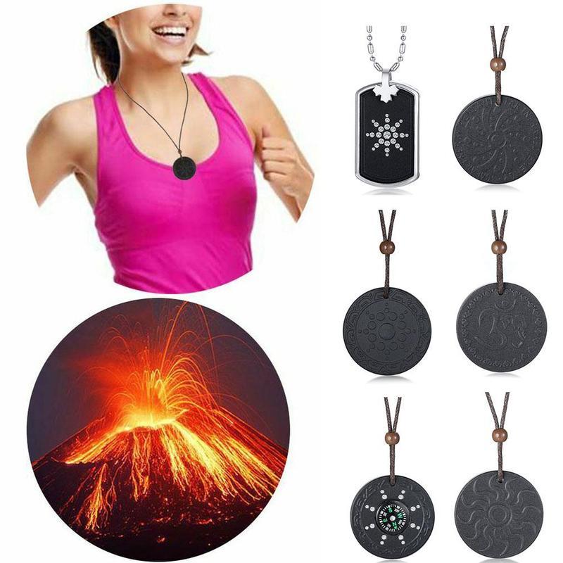 New Scalar Energy Necklace Reiki Healing Negative Ion Quantum Pendant Negative Zen Necklace EMF Men Women Healthy Necklaces