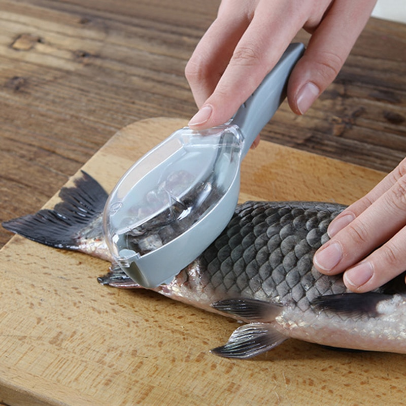 Щетка для рыбной чешуи, рыбочистка, скребок, быстрая разборка